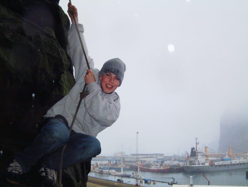 sprangan vestmannaeyjar