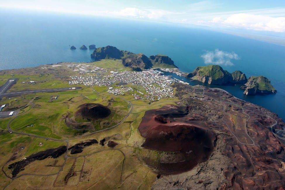 Accommodation Westman Islands - Vestmannaeyjar