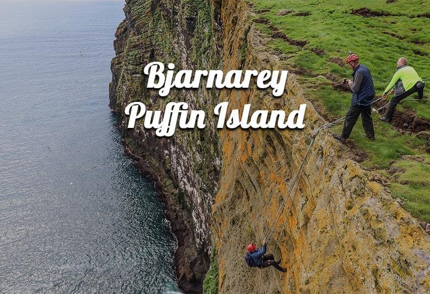 Puffin Island Tour - Bjarnarey - Westman Islands - Vestmannaeyjar