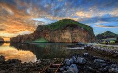 Heimaklettur Vestmannaeyjar - Westman Islands - Heimaey