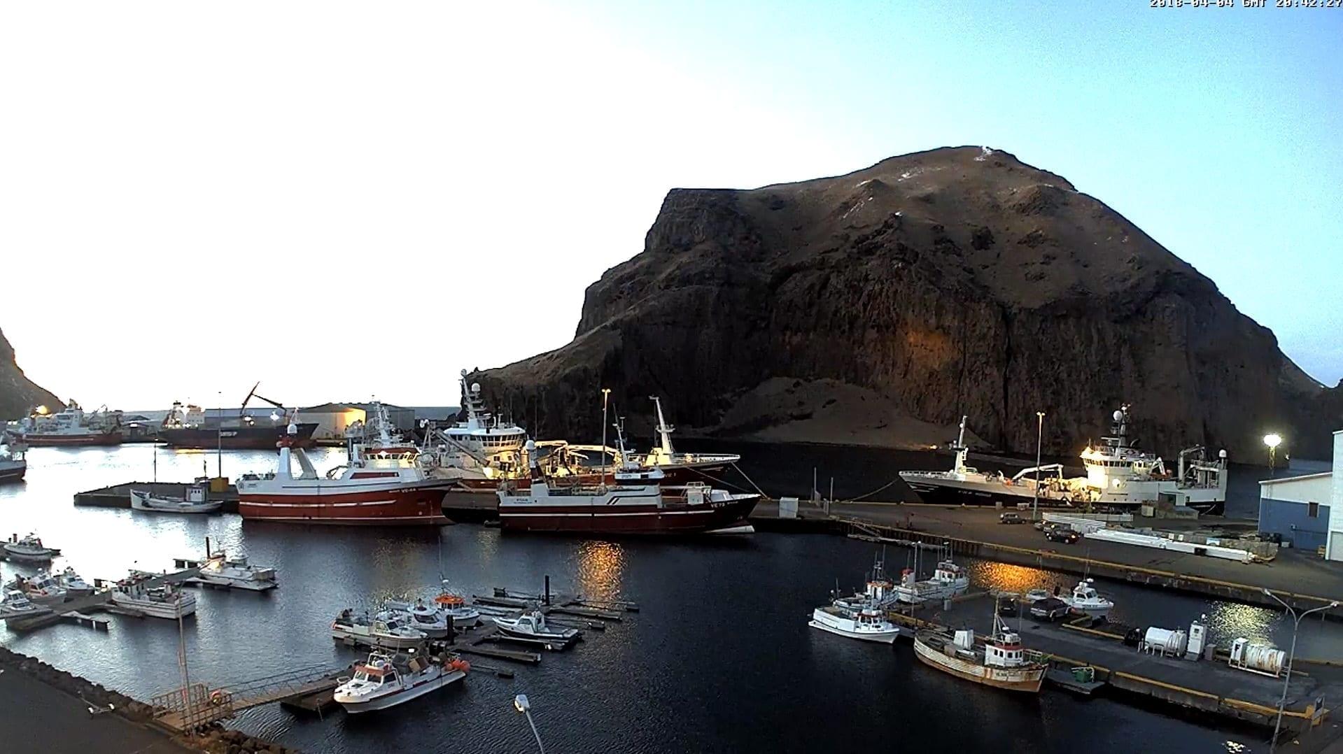 Live video from Westman Islands / Vestmannaeyjar boat tours