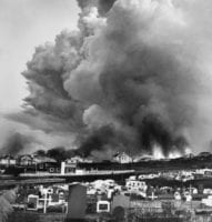 Eldfell eruption 1973 Westman Islands